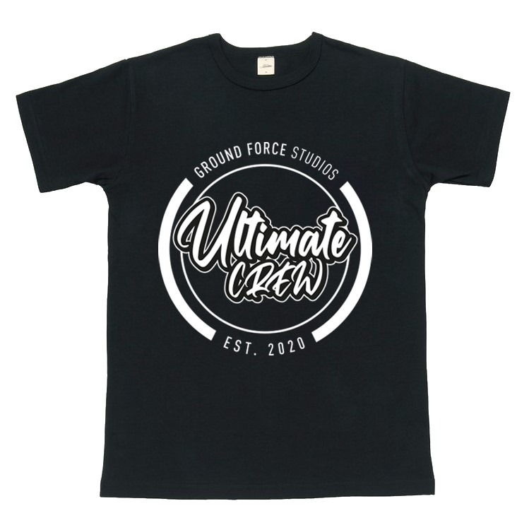 ULTIMATE CREW TSHIRT (for crew members only) - $40